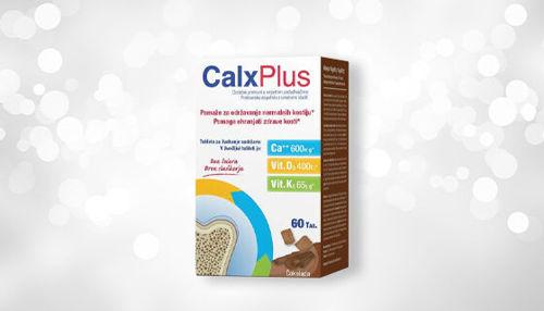 Calx Plus preprosto podarimo!
