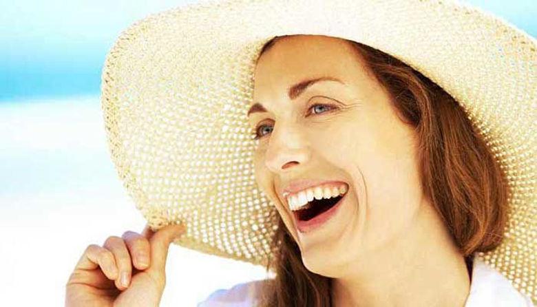 Picture of Kako ste letos poskrbeli za zaščito kože obraza?