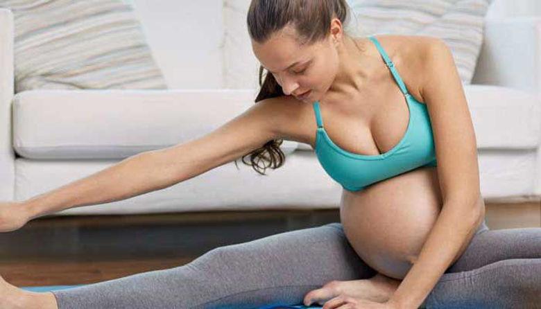 Picture of Intenzivna športna aktivnost v nosečnosti?