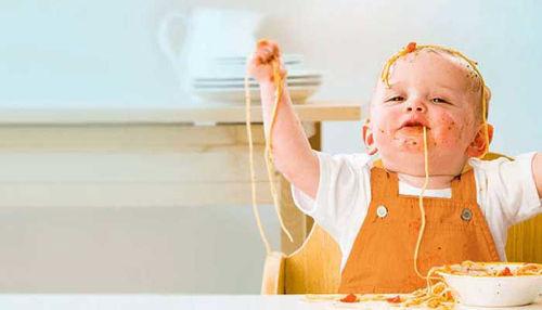 Najboljša prehrana za dojenčke in malčke!