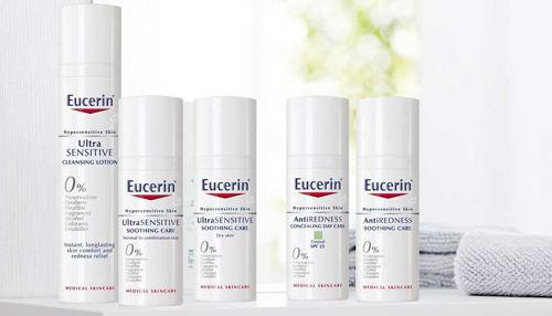 Zelo občutljiva koža in rešitev Eucerin UltraSensitive!
