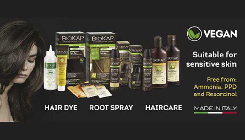 Picture of Biokap prenovljena linija naravnih izdelkov za barvanje in nego las!