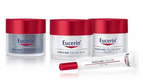 Eucerin Volume-Filler, nova linija za povrnitev volumna in elastičnosti kože obraza!