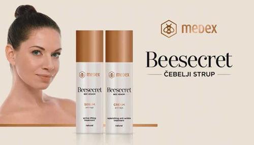 Prenovljena Medexova linija kozmetike!