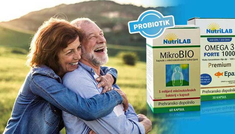 Picture of Nutrilab izbrana izdelka - ugodeje!