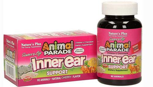 Animal Parade Inner Ear - ali vsebuje mleko/sledi mleka?