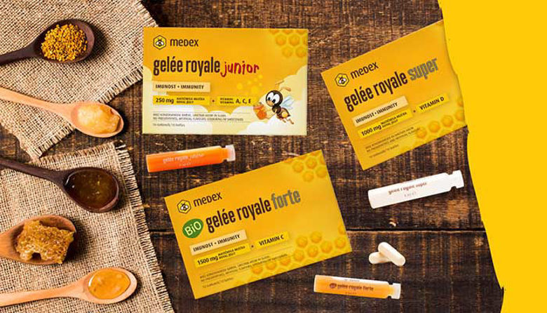Picture of Medex čebelica Maja in gratis voščenke!