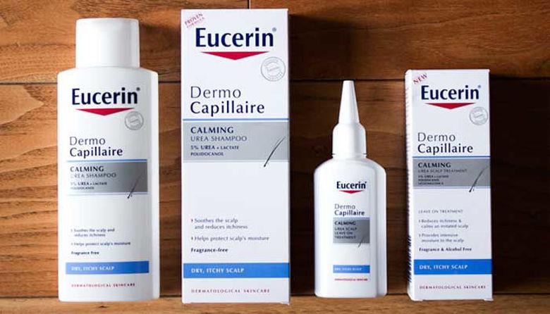 Picture of Eucerin nova linija za nego las in lasišča DermoCapillaire