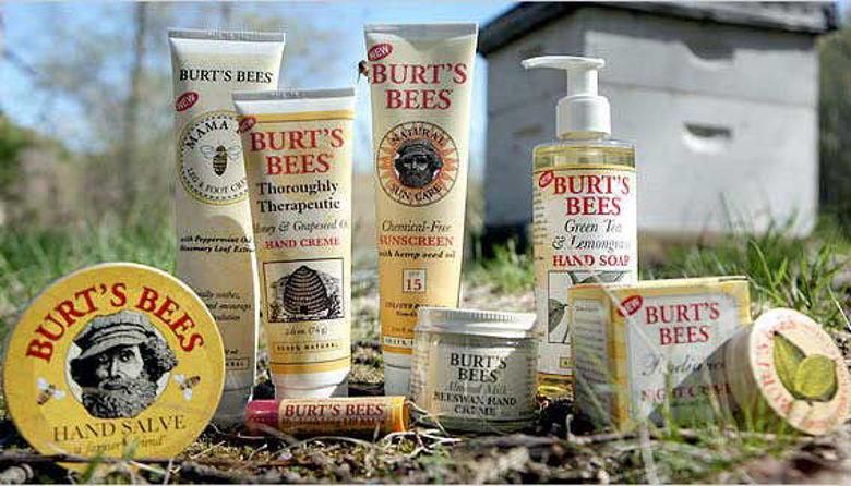 Picture of Burt's Bees naravni izdelki za zdravo in vitalno življenje!