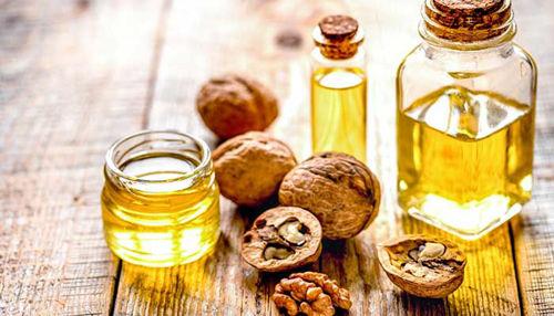 Nega kože in učinkovito orehovo olje!