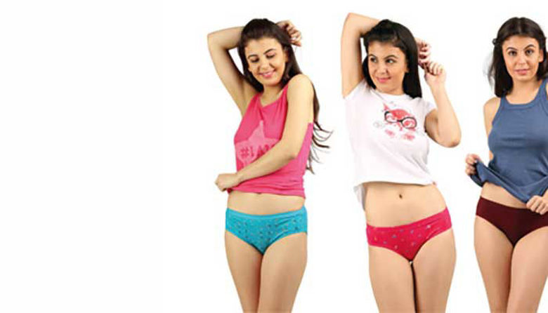 Picture of Inovativne Lali panties nepremočljive menstrualne hlačke