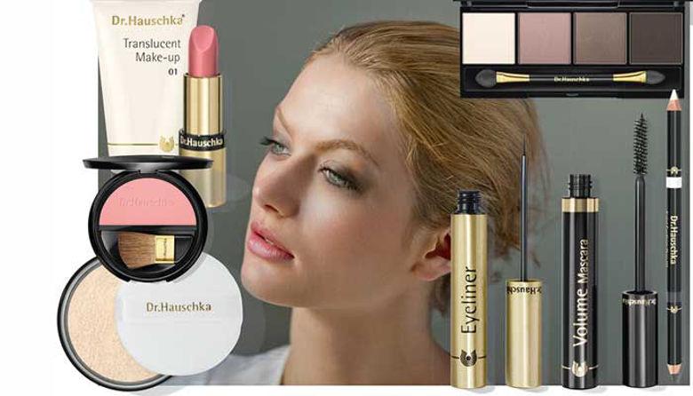 Picture of Dr.Hauschka holistična nega las in dekorativna kozmetika