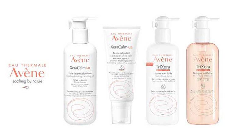 Picture of Avene strokoven pristop k občutljivi koži