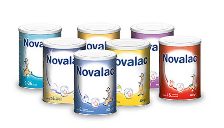 Picture of Novalac prehrana zdravega dojenčka