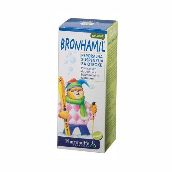 Bronhamil Bimbi, 15 mL (GRATIS IZDELEK)