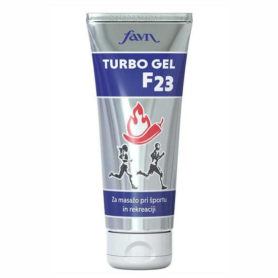 Favn Turbo gel - 2x3 mL (GRATIS IZDELEK)