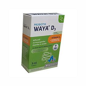 Slika Waya D3 kapljice, 3 mL (GRATIS IZDELEK)
