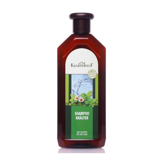 Krauterhof zeliščni šampon, 500 mL