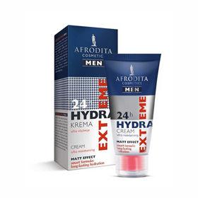 Slika Afrodita Men 24h Hydra Extreme krema, 50 mL