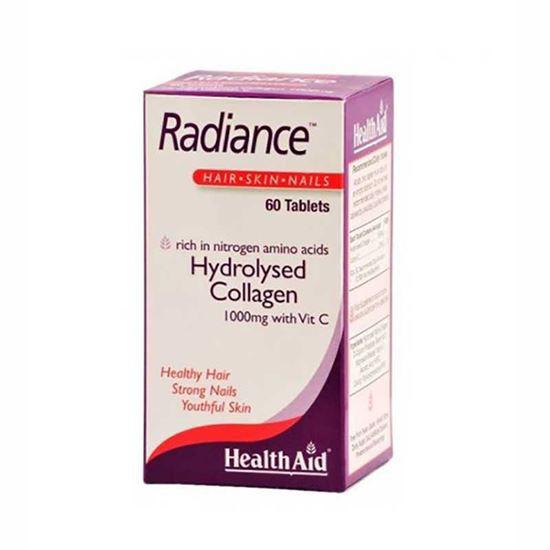HealthAid Radiance hidroliziran kolagen, 60 tablet