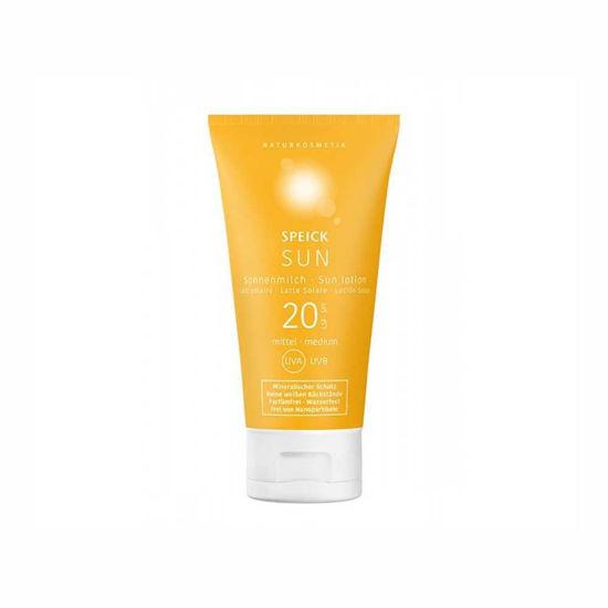 Speick Sun mleko za sončenje za telo z ZF 20, 150 mL