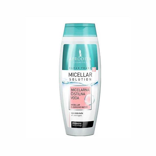 Afrodita Clean Phase Micellar micelarna voda, 200 mL