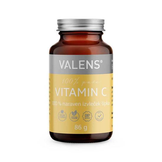 Valens Vitamin C v prahu, 86 g