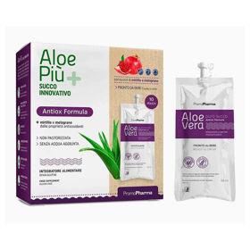 Slika Naturmed Aloe Piu Drink Antiox, 10 x 50 mL