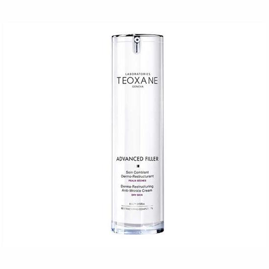 Teoxane Advanced Filler krema proti gubam za suho kožo, 50 mL
