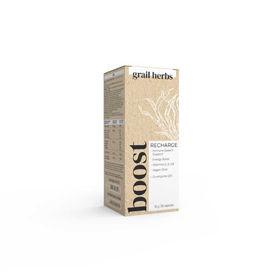 Slika Grail herbs Imuno in Energy Boost, 30 kapsul