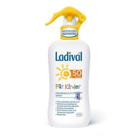 Slika Ladival pršilo za zaščito pred soncem za otroke ZF 50, 200 mL
