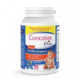 Slika Conceive plus podpora za moško plodnost, 60 kapsul