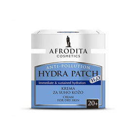 Slika Afrodita Hydra Patch H2O krema za suho kožo, 50 mL
