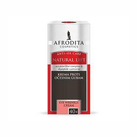 Slika Afrodita Natural Lift krema proti očesnim gubam, 15 mL