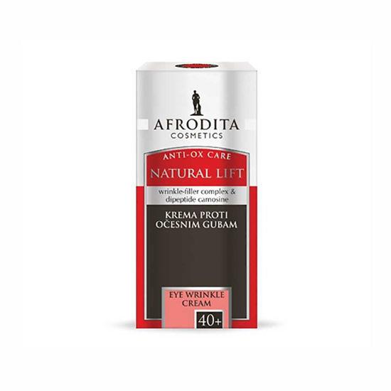 Afrodita Natural Lift vlažilni serum, 30 mL