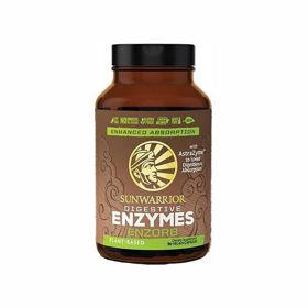 Slika SunWarrior Digestive Enzymes prebavni encimi, 90 kapsul