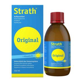 Slika Strath Original z vitaminom D, 250 mL