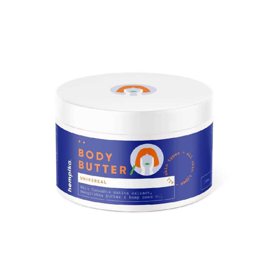 Hempika CBD konopljino maslo za telo, 150 mL