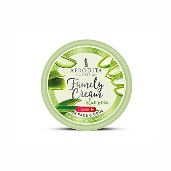 Afrodita Family Cream aloe vera, 150 mL