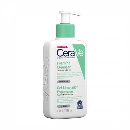 CeraVe peneči čistilni gel, 236 ali 473 mL