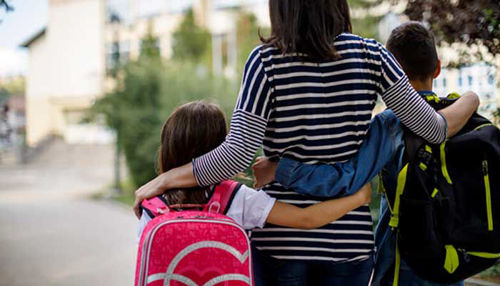 Ko gre vaš otrok nazaj v šolo...