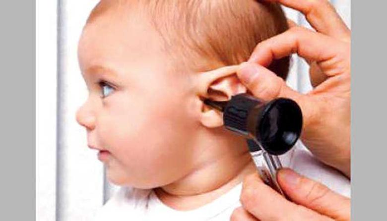 Picture of Vnetje srednjega ušesa pri otroku, dvig odpornosti!