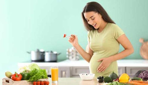 Zdravo prehranjevanje nosečnice