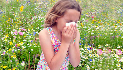 Alergije pri otrocih
