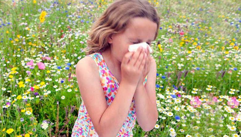Picture of Alergije pri otrocih