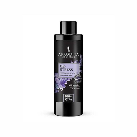 Afrodita 100% SPA De-Stress negovalno olje, 150 mL