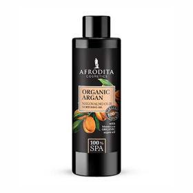 Slika Afrodita 100% SPA Organic Argan 100% naravno negovalno olje, 150 mL