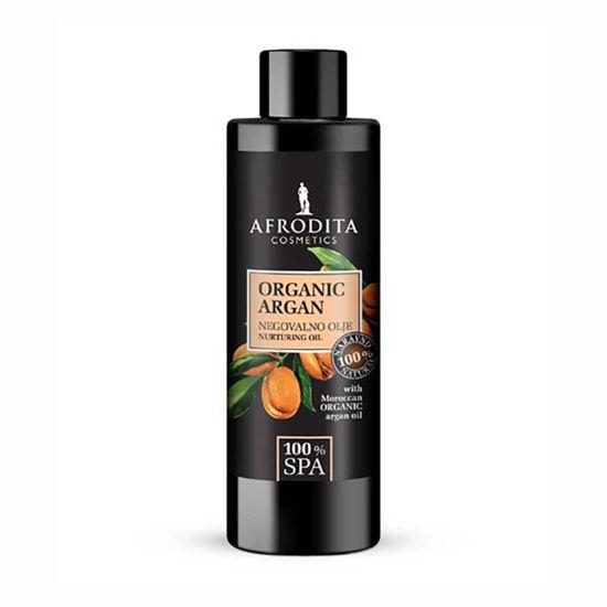 Afrodita 100% SPA Organic Argan 100% naravno negovalno olje, 150 mL