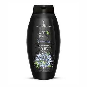 Slika Afrodita Afro Rain oljni gel za prhanje, 250 mL