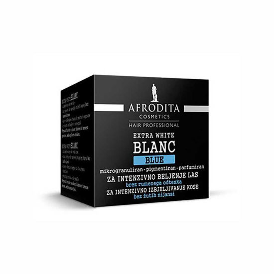 Afrodita Blanc Extra White za beljenje las, 50 ali 400 g